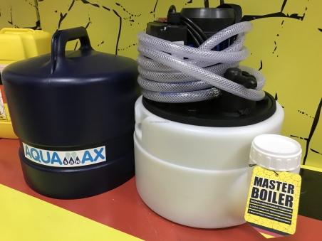 Аренда бустера для промывки Aquamax Evolution 10