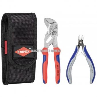 Набор для разделения кабельных стяжек KNIPEX 00 19 72 V01