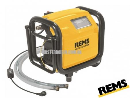 REMS Мульти-Пуш - устройство для промывки и проверки под давлением с компрессором