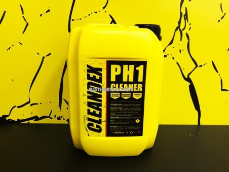 CLEANDEX pH1, 5 л - кислотное средство для промывки теплообменников и водонагревательного оборудования