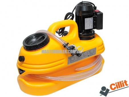 Cillit L802/P Barracuda - устройство для промывки теплообменников