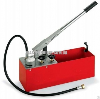 Опрессовка / гидравлические испытания системы отопления
