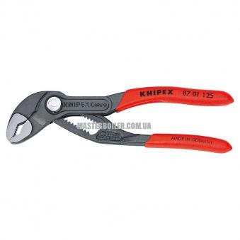 Высокотехнологичные сантехнические клещи KNIPEX Cobra® 87 01 125