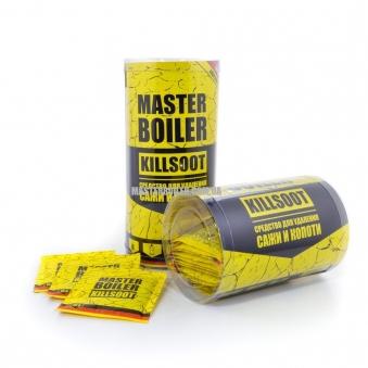 Master Boiler KILLSOOT 30x10 g - средство для удаления сажи