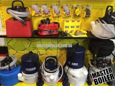 Ремонт бустеров, насосов и оборудования для промывки