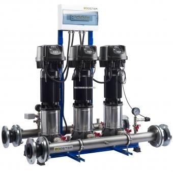 Ремонт и обслуживание реконструкция / производство / подбор насосных станций водоснабжения