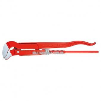 Клещи трубные с S-образным смыканием губок KNIPEX 83 30 015