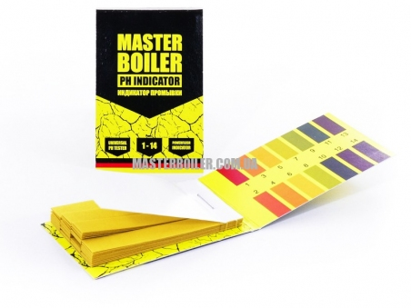 MASTER BOILER PH Indicator - индикатор промывки