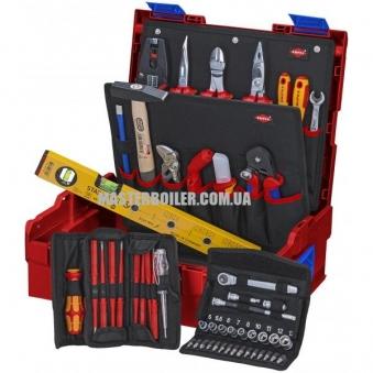 L-BOXX® Elektro 65 предметов KNIPEX 00 21 19 LB E