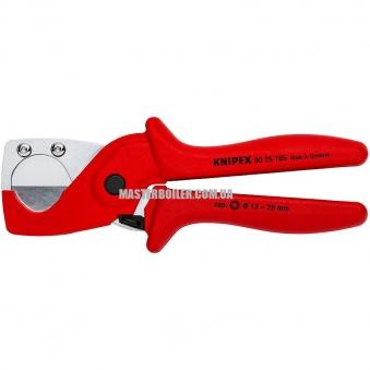 Труборез-ножницы для композитных металлопластиковых и пластиковых труб KNIPEX 90 25 185