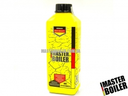 Master Boiler 600 г - универсальное средство для удаления накипи и отложений в водонагревательных приборах и системах отопления