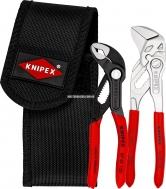 Набор мини-клещей в поясной сумке для инструментов KNIPEX 00 20 72 V01